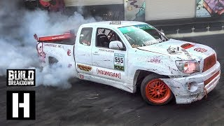Download 1jz Swapped Tacoma XRunner?? Built-to-Drift Pickup Slays our Yard Video