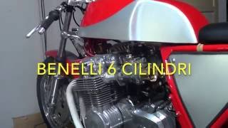 Download Honda 1000 cbx VS Benelli 6 cilindri sound Video