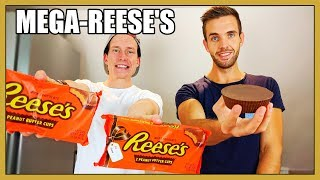 Download Vi äter JÄTTE-Reese's peanut butter cups Video