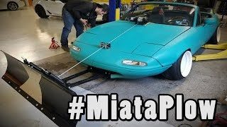 Download First Ever Stanced Miata Snow Plow Video