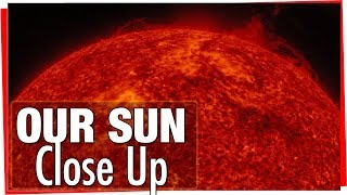 Download Our Wonderful Sun: Fantastic video with real detailed footage of the suns surface Video
