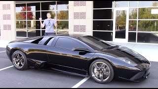Download Here's Why the Lamborghini Murcielago LP640 Is Worth $215,000 Video
