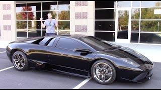 Download Here's Why the Lamborghini Murcielago LP640 Is Worth $215,000 Video