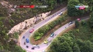 Download Vuelta A Espana 2014. Stage 20. Puerto de Ancares Video