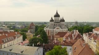 Download Tallinn, Estonia 4k Video