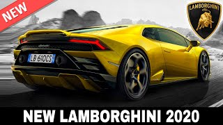Download 9 Upcoming Lamborghini Models Setting New Standards for Supercar Manufacturers in 2020 Video
