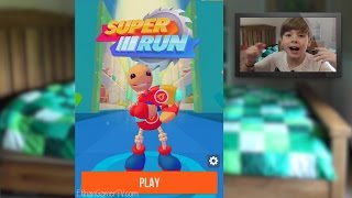 Download iPad: Super Run with Buddyman | KID GAMING Video