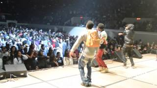 Download Migos Performs At Howard University's 2013 Homecoming Stepshow Video
