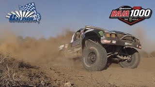 Download 2015 SCORE Baja 1000 - Trophy Truck #1 Galindo Motorsports Race Highlights Video