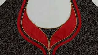 Download Blouse Back Neck Design Cutting And Stitching ( DIY ) Video