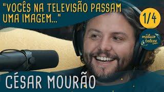 Download Maluco Beleza - ″ Vocês na televisão passam uma imagem...″ - César Mourão (pt1) Video