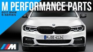 Download 2017 BMW 5-Series M Performance Parts Video