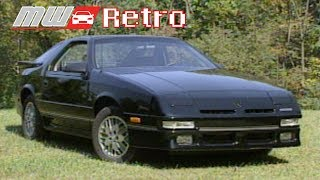 Download 1990 Dodge Daytona ES   Retro Review Video