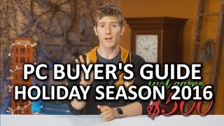 Download Build the Perfect Gaming PC - Holiday Buyer's Guide 2016 Video