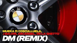 Download DM REMIX - Mueka ft. Cosculluela, J Balvin, Arcangel, De La Ghetto [Video Lyric] Video