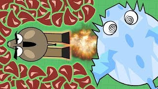 Download DONKEY vs. 50 MILLION BLACK DRAGON! MOST EPIC FAIL IN MOPE.IO EVER! DONKEY TROLLING! (Mope.io) Video