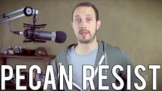 Download Ben & Jerry's Debuts Anti-Trump Ice Cream at Cringey Press Conference | 'Pecan Resist' Video