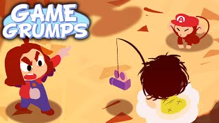 Download Game Grumps Animated - That Monkey Stole My Hat!! - by Temmie Chang Video