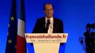 Download [HD] Socialist Francois Hollande Wins France Presidential Election Video
