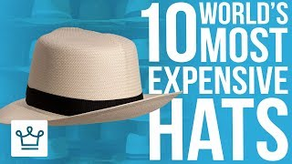 Download Top 10 Most Expensive Hats In The World Video