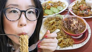 Download INDONESIAN FOOD in South Korea Video