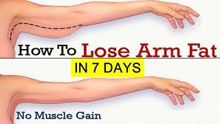 Download LOSE ARM FAT IN JUST 7 DAYS | TONE ARMS AND GAIN CONFIDENCE | Natural Home Remedies Video