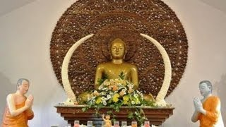Download Dhammacakkappavattana Sutta by Bhante Devananda Indiana Buddhist Temple Video