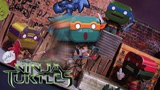 Download Teenage Mutant Ninja Turtles (Stop Motion) ESP/ENG Video
