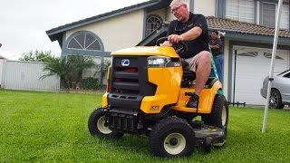 Download Cub Cadet XT1 Enduro Series Riding Mower - Highlights and Features Video
