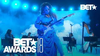 Download H.E.R. Performs Amazing LIVE Version of 'Focus' | BET Awards 2018 Video