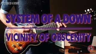 Download System Of A Down - Vicinity Of Obscenity (guitar cover) Video