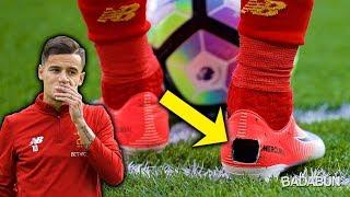 Download La increíble razón por qué Coutinho hace hoyos a sus zapatos Video