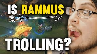 Download Imaqtpie - IS RAMMUS TROLLING? 23 CONFIRMED KILLS WHENEVER DRAVEN IS BANNED! Video
