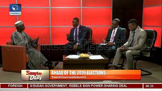 Download Shekarau Says Selfish Tendencies Behind Gale Of Defections, Explains Why Pt.6 Sunrise Daily  Video