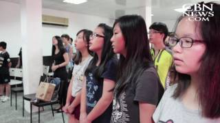 Download Spreading Christ in a Buddhist Nation: Her Smile Says It All Video