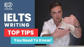 Download E2 IELTS: Writing Task 2 | TOP TIPS YOU NEED TO KNOW with Jay! Video