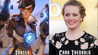 Download Overwatch Characters And Voice Actors Video