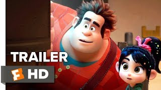 Download Ralph Breaks the Internet: Wreck-It Ralph 2 Teaser Trailer #1 (2018) | Movieclips Trailers Video