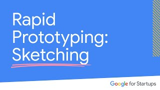 Download Rapid Prototyping 1 of 3: Sketching & Paper Prototyping Video