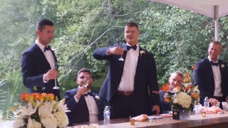 Download Little bro roasting big brothers @ wedding Video