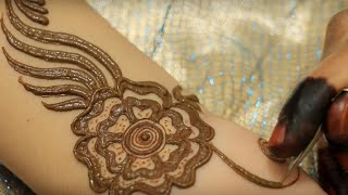 Download New Stylish Simple Easy Mehndi Henna Designs For Beginners By MehndiArtsitica 2016 Demo Video