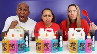 Download SLIME CHALLENGE!! Who's The Best You Decide? Video