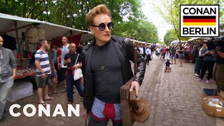 Download Conan Hits The Streets Of Berlin - CONAN on TBS Video
