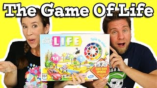 Download The Game Of Life - Same Career Path - Who Wins? Video