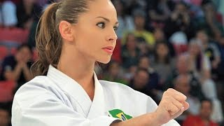 Download 【4K】ブラジルの空手女神 Powerful and beautiful Karate from Brazil Video