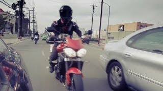 Download How and Why Motorcycle Lane Splitting is Safe and Good - /RideApart Video