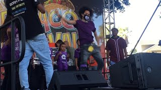 Download Ayo & Teo LIVE Performance @ The IE Taco Festival 2017 Video