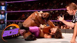 Download The Brian Kendrick vs. Rich Swann - WWE Cruiserweight Title Match: WWE 205 Live, Nov. 29, 2016 Video