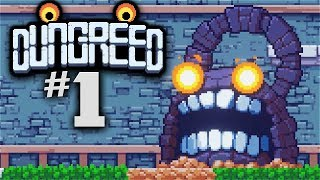 Download Dungreed - LEVELING UP! - Let's Play Dungreed Gameplay Part 1 ( 2D Rogue-LITE) Video
