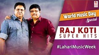 Download Raj - Koti Telugu Super Hit Songs | Telugu Classic Songs | World Music Day 2017 Video